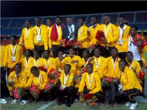 Black Meteors win All Africa Games gold