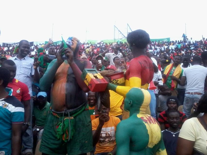 Zambian fan rues missed chances